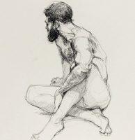 Jake Spicer figure drawing