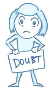 Mrs Doubt